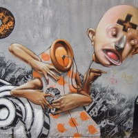Grafitti Valencia
